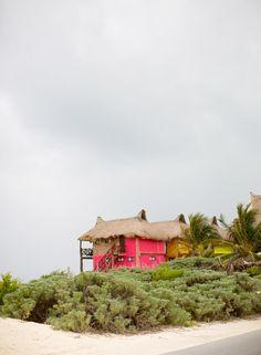 CHIC COASTAL LIVING: Vacation Destination: Tulum, Mexico