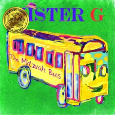 "Perfect for Hanukkah! Latin Grammy Winner Mister G presents ""The Mitzvah Bus"".  A Parent's Choice Gold Award_Winning Album for Families."
