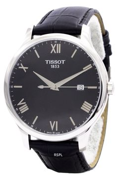 b4679adc12d Tissot T-Classic Tradition T063.610.16.058.00 T0636101605800 Men s Watch  Canada