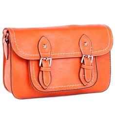 Venus Orange Oxford - Everyday Handbags - Handbags - FLEQ.PL