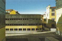 Vittorio Gregotti - Restaurierung Hauptgebäude RCS, Mailand  2006