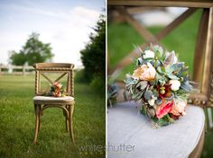 thank you event floral for the amazing succulent bouquet - rockford wedding photography :: white shutter