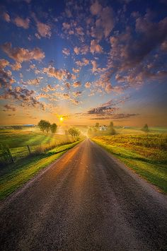 To The Place Where Dreams Are Born Photograph by Phil Koch