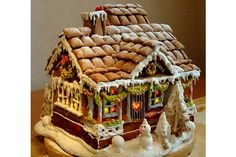 15 Incredible Gingerbread Houses That I'm Never Going to Make