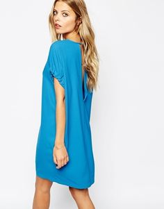Enlarge Y.A.S Tundra Dress with Open Back