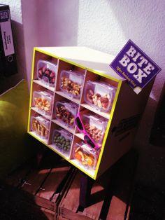 Der Sommer ist im BiteBox-Büro ausgebrochen