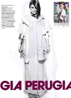 DOUUOD su Marie Claire febbraio 2013