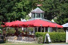 Schanigarten kontra Gastgarten | Stadtbekannt Wien | Das Wiener Online Magazin Online Magazine, Gazebo, Outdoor Structures, Kiosk, Pavilion, Cabana