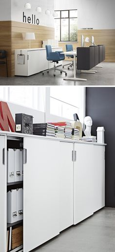 warehouse magazine office kitchenette david abraham office pinterest office kitchenette. Black Bedroom Furniture Sets. Home Design Ideas