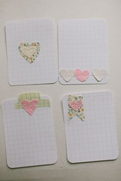 project life cards diy