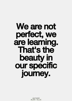 Beauty in our journey