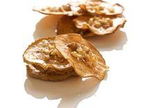 Maple Walnut Apple Chips
