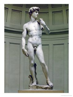 Seeing this statue in Florence literally took my breath away, a must see!  Michaelangelo
