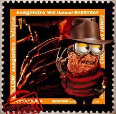 Freddy Krueger Minion