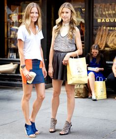 My City, My Style: 2 Super-Luxe Editors Share Their NYC Hot Spots