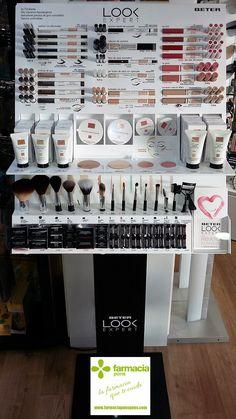 Nueva linea de maquillaje Beter en Farmacia pons tgna. Octubre 2017.  www.farmaciaponspons.com