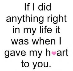 Express your love with these romantic and cute love quotes for him from the heart. Find beautiful, funny, cute, romantic and short love quotes for him from her. Cute Love Quotes, Love Quotes For Wife, Heart Touching Love Quotes, Love Quotes For Him Romantic, Life Quotes Love, Romantic Quotes For Boyfriend, Husband Quotes From Wife, Heart Quotes, Best Wife Quotes