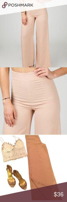 "🆕 Chloe High Waisted Dressy Pants New! ANGL Chloe High-Waisted Dressy Pants.  44"" length. 🌺offers welcome🌺 ANGL Pants"