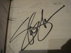 Slash Autograph (www.Autograph-Database.com)   Flickr - Photo Sharing!