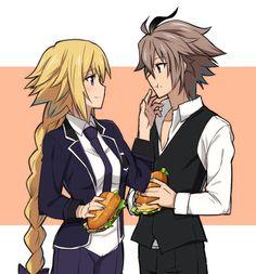 Jeanne and Sieg