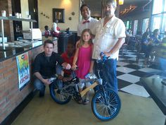 Mikes Kitchen - Mikes Kitchen Competition Winners - Easter Bicycle Winner Competition, Gym Equipment, Bicycle, Easter, Kitchen, Bike, Cooking, Bicycle Kick, Easter Activities