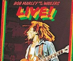 Recorded on July 18 and 19, 1975 at The Lyceum in London (UK), 'Live!' is a Bob Marley & The Wailers live album. The performance remains one of Marley's most famous. TODAY in LA COLLECTION on RVJ >> http://go.rvj.pm/3iu