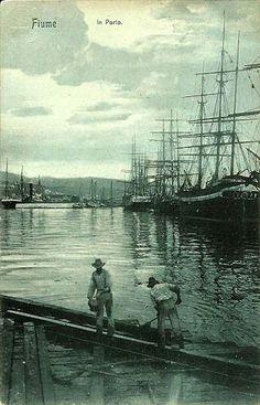 Rijeka/Fiume -1906.