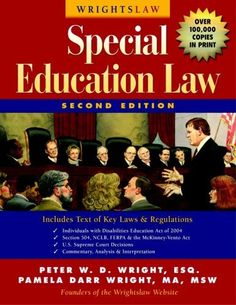 special education law cases and materials