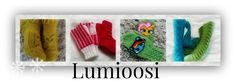 Lumioosi: Pikkutytön pitsisukat Knit Slippers Free Pattern, Knitted Slippers, Knitted Baby Clothes, Crochet Stitches, Baby Knitting, Diy And Crafts, Crafts, Cast On Knitting, Tricot Baby