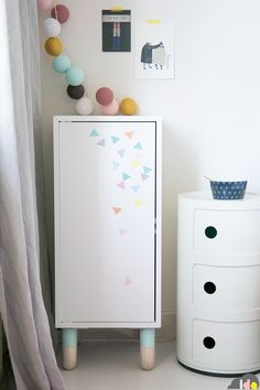DIY storage spruce up!