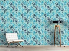 Design #Tapete Poseidon Ruft