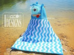 "PROMOTION: Spend $25.00 or more to save 20% of your total purchase, USE COUPON --> PATTERNPACKSAVE20 CROCHET LEVEL: Easy    SIZE: Approx 43"" X"