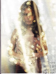 Mila Kunis - Elle UK photographed by Doug Inglish, August 2012