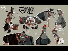 В СПА-студии. Персонаж дани Фернандес в промежуток времени Рисунок. Банды. - Ютуб