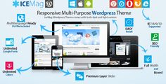 20 premium business wordpress themes