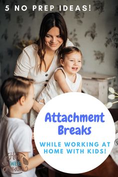 Attachment Breaks while working from home with kids is an easy way to help your little one feel safe and secure in their new routine. These Activities help to build a connection with your child and will also set them up for successful independent play. Classic Card Games, Multiplication For Kids, Kids Learning Activities, Get Moving, Stay At Home Mom, Pictures To Draw, Parenting Hacks, One Pic, Big Kids