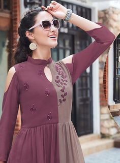 Alia Edition Vol-1 Designer Kurti Wholesale (8pc catalog)