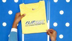 Πώς να Διπλώσετε μια Μπλούζα Άψογα Μέσα σε Δευτερόλεπτα (VIDEO)