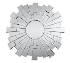 Buy Premier Housewares Flared Circle Wall Mirror at Argos.co.uk - Your Online Shop for Mirrors, Home furnishings, Home and garden.