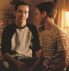 John Cusack and Wil Wheaton in Stand By Me River Phonix, 1980s Films, Wil Wheaton, Four Kids, Great Stories, Darling Darling, Old Movies, Movies Showing, My Images