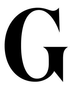 Fancy letter g crafti pinterest fancy letters letter g and g klim domaine display altavistaventures Choice Image