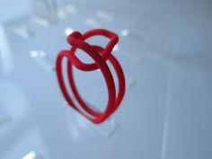 anello Loop tubolare in resina flessibile e resistente