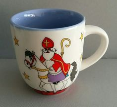 Sinterklaas beker