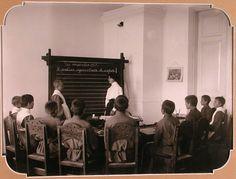 Евпаторийская школа-санатория для глухонемых детей. 1907