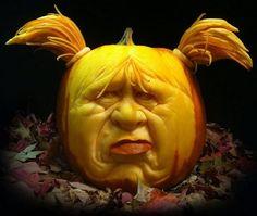 Abóbora Dia das Bruxas