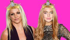 Dos mujeres que lograron la fama gracias a su tierna infancia frente a las cámaras de #Disney; ahora ellas son las reinas del escándalo. ¿Usted a cuál de ellas prefiere?