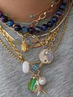 Nail Jewelry, Cute Jewelry, Jewelry Rings, Jewelry Accessories, 40s Mode, Piercings, Ring Necklace, Earrings, Estilo Hippie