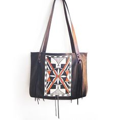 Image of Custom Made Bag by Max Early & Nathalie Waldman - SALE!