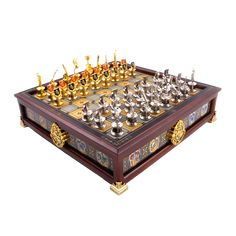 Harry Potter - Quidditch Chess Set - ZiNG Pop Culture