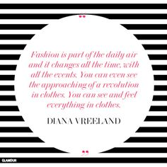Celebrating Industry Icon Diana Vreeland: 5 Style Quotes to Live By